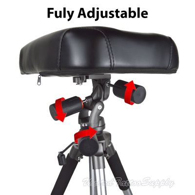 Artist's Choice™ 360° Fully Adjustable Portable Armrest Legrest Studio Furniture