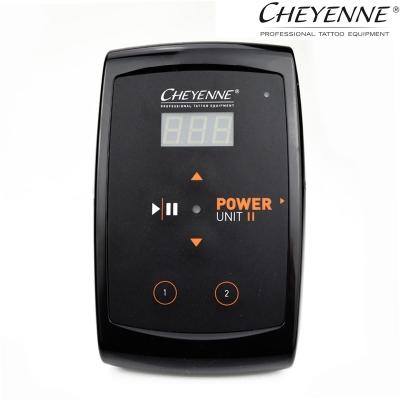 Cheyenne Power Unit 2