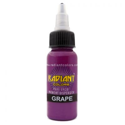 0.5 oz Radiant Tattoo ink Grape