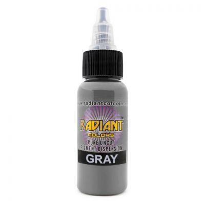 0.5 oz Radiant Tattoo ink Gray