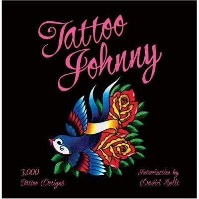 Tattoo Johnny: 3,000 Tattoo Designs [Paperback]