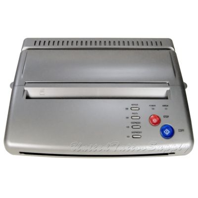 Tattoo Stencil Flash Thermal Copier Machine 2013 Version - Silver