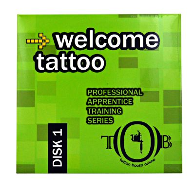 welcome tattoo: Apprentice Training Series - Disk 1 (2012)
