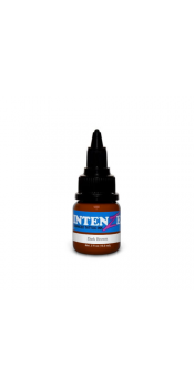 0.5 oz Intenze Tattoo Ink  dark brown