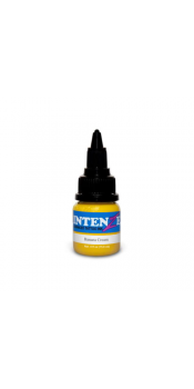 0.5 oz Intenze Tattoo Ink  banana cream