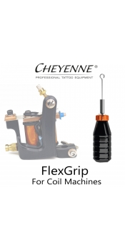 Cheyenne Hawk FlexGrip 1""
