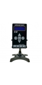Hurricane HP-2D Dual Digital LCD Tattoo Power Supply