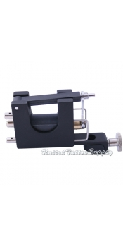 Dark Knight Premium Rotary Tattoo Machine Japanese Motor Clip Cord and RCA Dual Connection