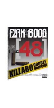 FLAKS vs BOOG | THE FIRST 48 KILLABO Script, Lettering Sketchbook