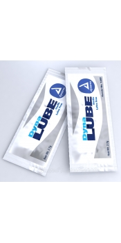 Foil Pack Sterile Lubricating Jelly 2.7 gr. Packet 144/box