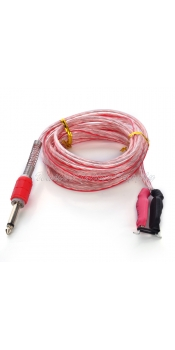Hurricane® Heavy Duty Tattoo Clip Cord With Mono Plug (1 Year Warranty* )