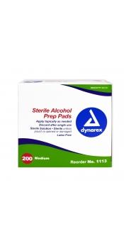 Sterile Alcohol Prep Pads