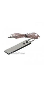 Flat Mini Thin Stainless Steel Tattoo Foot Pedal