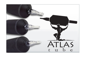 Atlas Tube™ Disposable Grips