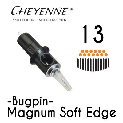 Cheyenne Cartridge - 13 Bugpin Magnum Soft Edge - 10 Pack